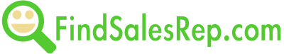 FindSalesRep Logo