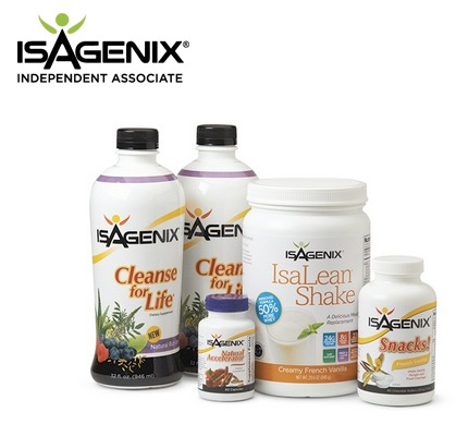 Order 9 Day Cleanse and other Isagenix Products