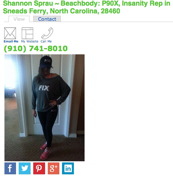 53f4d288edd3201c1cdfa991_Shannon_Sprau___Beachbody__P90X__Insanity_Rep_in_Sneads_Ferry__North_Carolina__28460___FindSalesRep_com.jpg